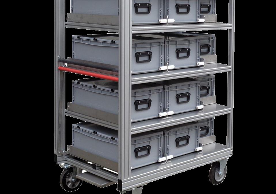 Rollcontainer Kiste